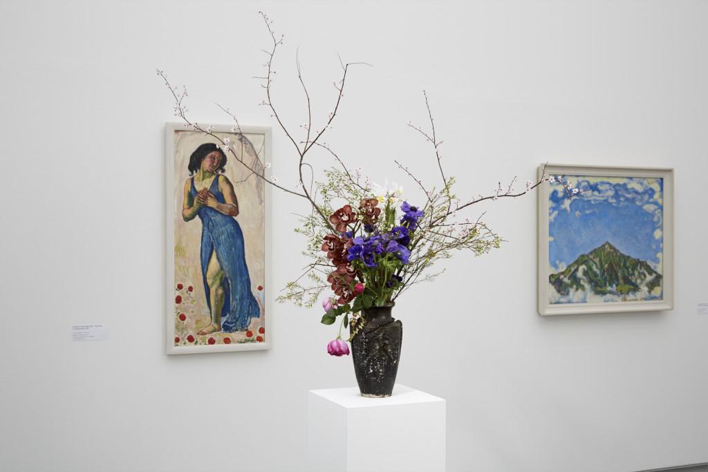 Blumen für die Kunst 2014 Hodler 0613