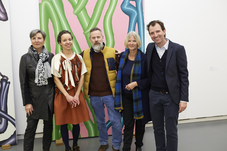 Marianne Wyss, Heidi Huber, Rudolf Velhagen, Angela Wettstein, Thomas Schmutz