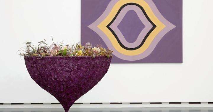 Blumen für die Kunst 2016 Prototyp von Marianne Wyss