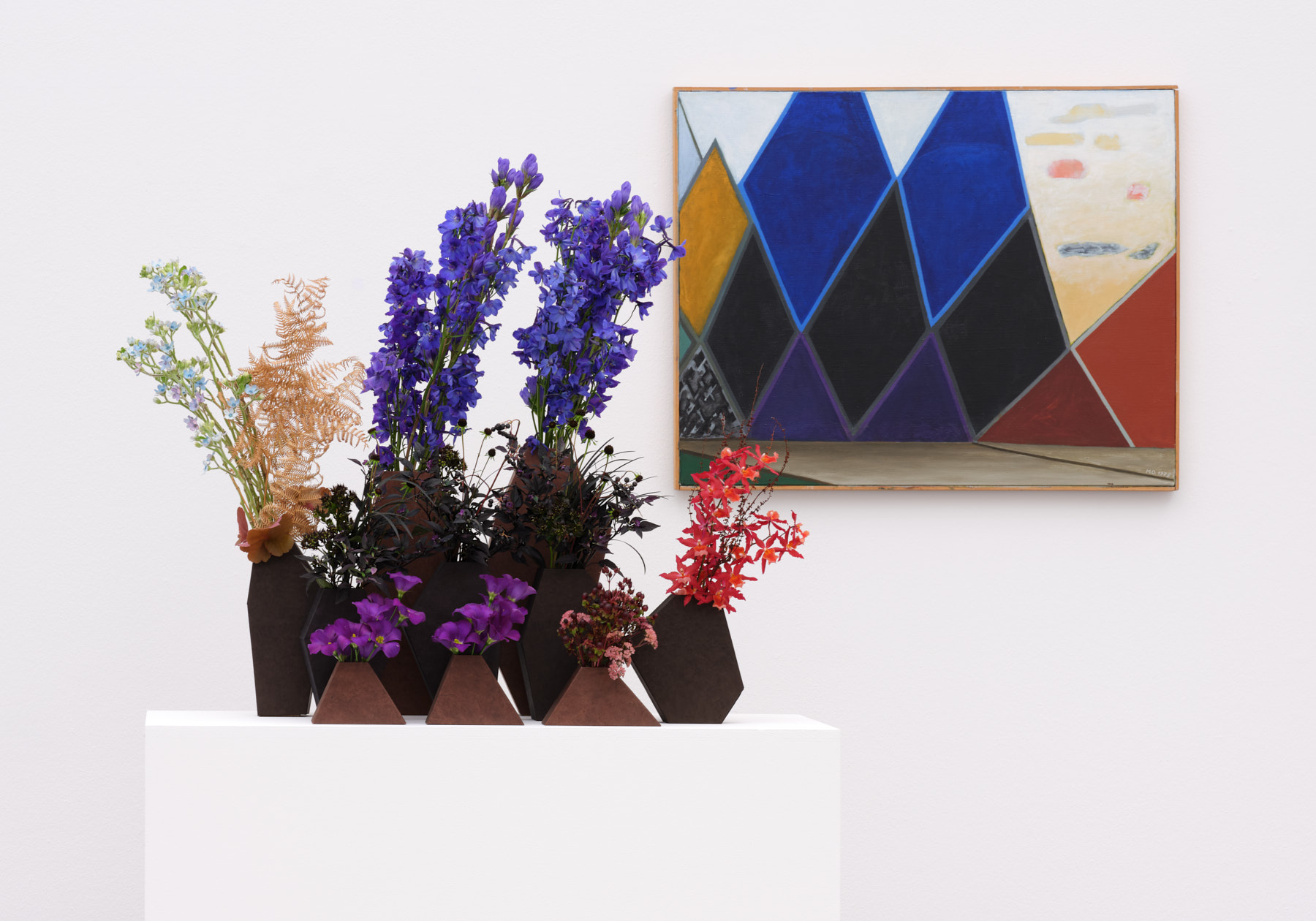 Ausstellung 2020 Flowers To Arts